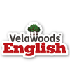 Logo Velawoods English